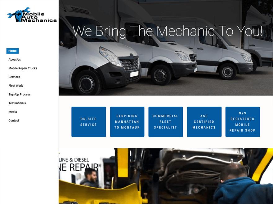 Mobile Auto Mechanics